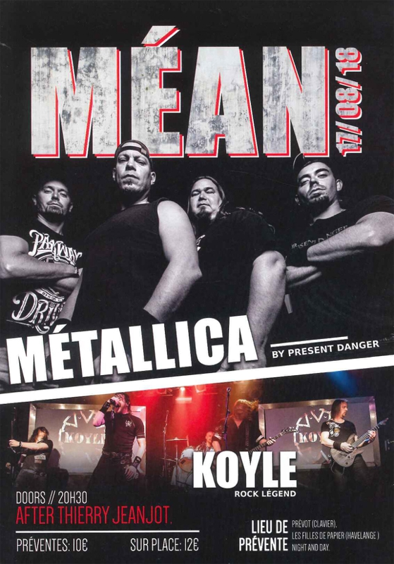 metal mean flyer web cut
