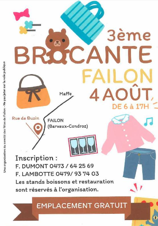 Failon brocante 04082019 flyer Web