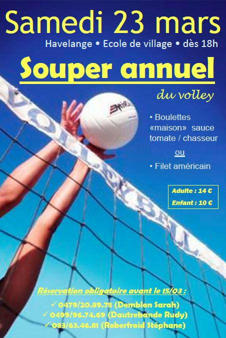 volley souper 23032019 flyer web