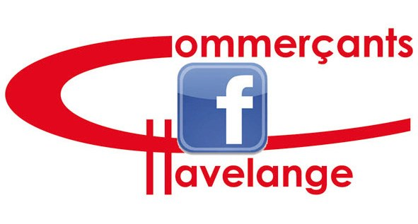 commercants havelange facebook logo rectangle web