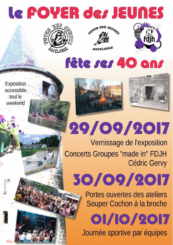 Foyer 40 ans recto flyer web